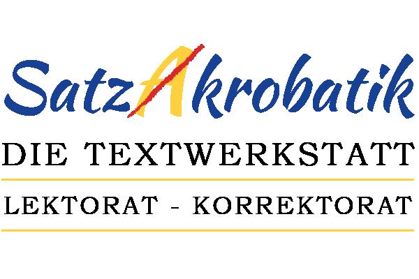 Satzkrobatik Logo